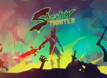 """Shadow Fighter - Game hành động """"chặt chém"""" đơn giản cực thích hợp để giải trí"""