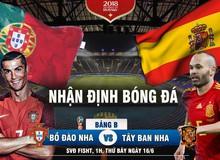 Soi kèo Tây Ban Nha vs Bồ Đào Nha qua FIFA ONLINE 4: Bất phân thắng bại!