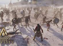 Chuyện gì với Assassin's Creed thế này? Giờ có cả chế độ đánh trận giống game chiến thuật nữa à?