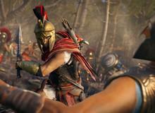 Cận cảnh chế độ chơi chiến trường lần đầu tiên xuất hiện trong Assassin's Creed Odyssey