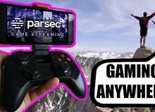 Parsec - Phép màu mới giúp game thủ chơi game nặng mà không cần máy khủng