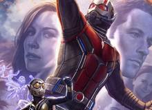 Bom tấn Ant-Man and the Wasp tung đoạn quảng cáo mới tiết lộ sự vắng mặt của Ant-Man trong Infinity War