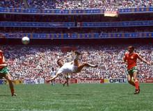 10 bàn thắng kinh điển không thể nào quên của các kỳ World Cup (P1)