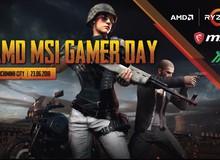 MSI cùng AMD tổ chức buổi trải nghiệm chiến game đặc biệt cho fan 'đội đỏ'