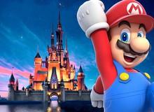 Nintendo bất ngờ bắt tay với Disney để tiến công vào lĩnh vực thể thao điện tử