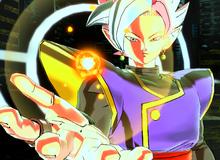 Zamasu phô diễn sức mạnh, khuấy đảo thế giới Dragon Ball FighterZ