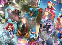 MARVEL Battle Lines - Game mobile thẻ bài chiến thuật mới toanh từ Nexon