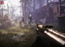 Fear the Wolves - Tựa game Battle Royale bối cảnh hậu thảm họa cực chất hé lộ hình ảnh tuyệt đẹp