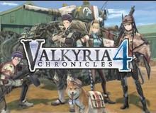 Valkyria Chronicles 4 - JRPG chiến thuật cực hấp dẫn ấn định ngày ra mắt