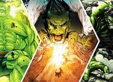4 hành động minh chứng cho sức mạnh khủng khiếp của The Hulk
