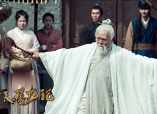 [Tân Ỷ Thiên Đồ Long Ký] Trương Tam Phong 82 tuổi vẫn đi tập gym, biểu diễn thời trang, thậm chí còn làm cả DJ