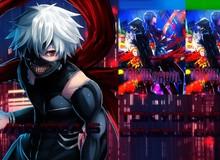 Tokyo Ghoul được chuyển thể thành game, dự kiến ra mắt ngay trong năm 2018