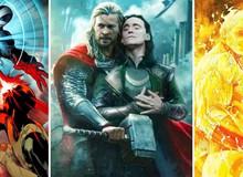 5 cặp anh em nổi tiếng nhất trong giới siêu anh hùng Marvel từng được đưa lên phim