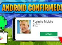 Chỉ vì nóng lòng muốn chơi Fortnite trên Android, nhiều người mắc phải bẫy lừa đảo
