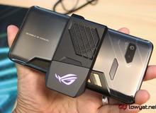 Điện thoại gaming hàng khủng ASUS ROG Phone sắp được bán ra tại... Mỹ