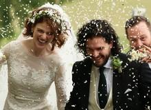 Chúc mừng bộ đôi Jon Snow và Ygritte trong Game of Thrones nên vợ nên chồng