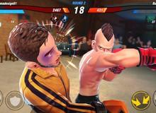 """Boxing Star - Game đấm bốc xứ Hàn làm """"rung chuyển"""" sàn đấu di động"""