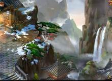 Bất ngờ tựa game giới thiệu 2 năm trước lộ ảnh Việt hóa cực ấn tượng, game kiếm hiệp đậm chất manga