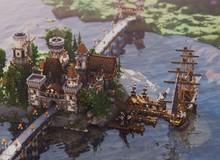 Từ đam mê với Minecraft, chàng trai đã xây dựng nên cả một thế giới Minecraft tuyệt đẹp như thế đấy