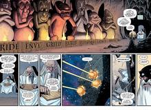 """DC cũng có những viên đá """"bá đạo"""" không thua kém gì đá vô cực của Marvel"""