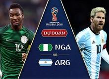 FIFA ONLINE 4: Argentina vs Nigeria, Messi sẽ dừng bước tại World Cup 2018?
