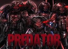 The Predator tung Trailer cùng tạo hình quái thú đầy khát máu và kinh hoàng