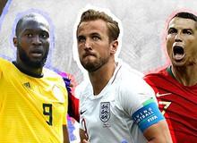 Top 5 cầu thủ đang tỏa sáng nhất tại World Cup 2018
