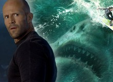 The Meg: Bom tấn hành động về cá mập siêu bạo chúa của Jason Statham nhá hàng trailer thứ 2
