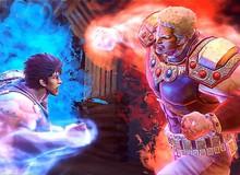 Game chuyển thể từ manga kinh điển Bắc Đẩu Thần Quyền ấn định ngày ra mắt ngay trong năm 2018