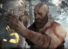 God of War trở thành tựa game được yêu thích nhất trên Youtube
