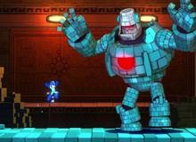Mega Man 11 - Mạnh hơn, nhanh hơn với hệ thống vũ khí mới