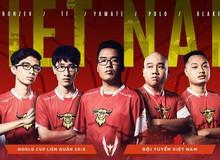 Liên Quân Mobile: Việt Nam đối đầu Indonesia ở trận ra quân giải Chung kết thế giới