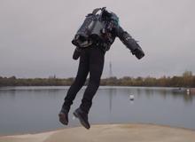 Xuất hiện bộ áo phản lực giúp con người có thể bay giống hệt Iron Man