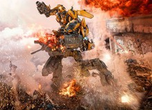 Phần phim ngoại truyện đầu tiên của Transformers về Bumblebee tung trailer cực hoành tráng