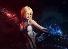 Nóng bỏng mắt với cosplay Blade & Soul đến từ Nga