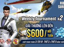 19h tối nay Rules of Survival mobile có gì hot?