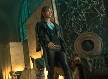 Ảnh hậu trường: Hé lộ hình ảnh đầu tiên của nữ diễn viên xinh đẹp Halle Berry trong John Wick 3