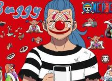 One Piece: Không phải Luffy, gã hề Buggy mới là người có thể trở thành Vua Hải Tặc?