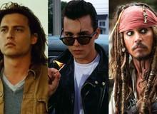 """5 vai diễn minh chứng cho vẻ """"soái ca"""" của tài tử Johnny Depp"""