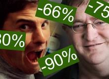 Mở đầu tháng 6, Steam đã tung ra đợt khuyến mại khủng với hàng loạt bom tấn Pay Day, Mad Max, Just Cause, Far Cry...