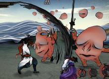 World of Demons - ARPG đồ họa đậm chất truyện tranh Nhật Bản về Samurai