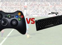 FIFA ONLINE 4: Cuộc chiến không hồi kết giữa tay cầm và bàn phím