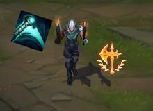 LMHT: Lưỡi Hái Linh Hồn kết hợp với ngọc Chinh Phục, Lucian nghiễm nhiên trở thành quái vật trong tay Doublelift