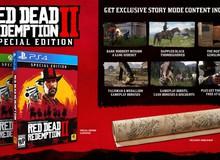 Định ra tới 3 phiên bản của Red Dead Redemption 2, Rockstar nhận mưa gạch đá từ cộng đồng