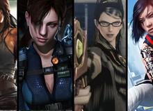 Top 8 nhân vật nữ quyến rũ nhất thế giới game