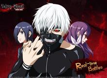"""Tải ngay Tokyo Ghoul: Dark War - """"Ngạ Quỷ"""" phiên bản game di động vừa ra mắt"""
