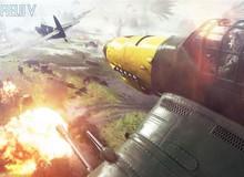 Cận cảnh gameplay đầy khói lửa của Battlefiled V, hứa hẹn sẽ là game Thế Chiến Hai hay nhất năm 2018