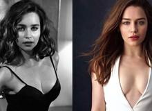 """Emilia Clarke, từ bệ phóng """"mẹ rồng"""" đến bóng hồng gợi cảm hàng đầu Hollywood"""