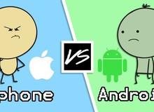"""5 dấu hiệu cho thấy bạn """"hợp"""" để dùng iPhone hơn là Android"""