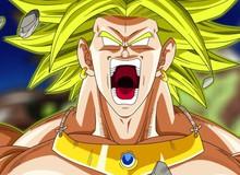 Cuối cùng thì, Siêu Saiyan hủy diệt Broly cũng sẽ xuất hiện trong movie Dragon Ball Super